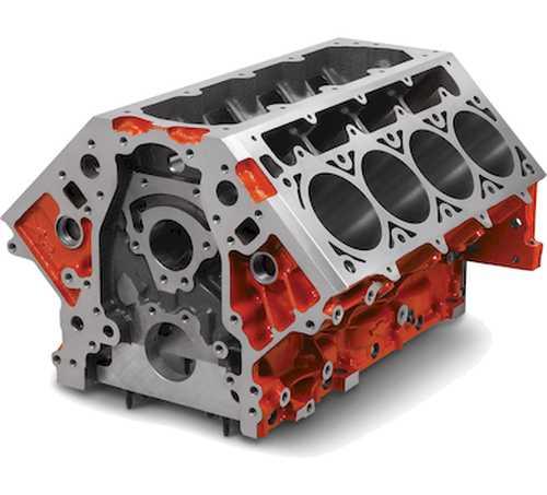 Ремонт блока двигателя
