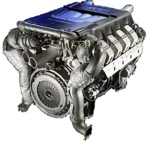 Замена дизельного двигателя